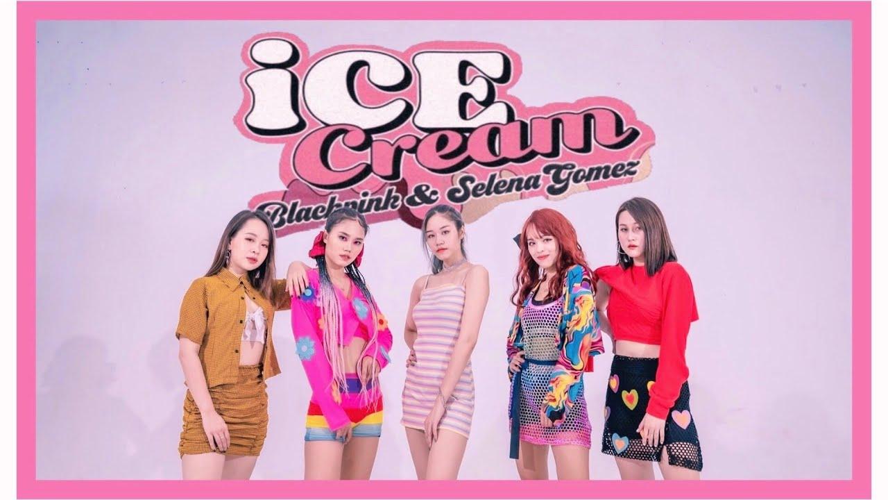 BLACKPINK X Selena Gomez - 'Ice Cream' Dance Cover By JT Crew x LENS NICE