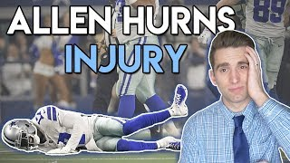 Doctor Reviews ALLEN HURNS Injury   Ankle Fracture and Dislocation