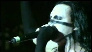 Rock is Dead - Live at Summer Sonic Festival 2001 - Marilyn Manson