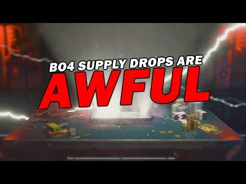 Supply Drops In Black Ops 4 Are AWFUL