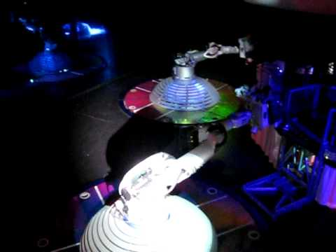 danse avec les robots futuroscope nov 2010 youtube. Black Bedroom Furniture Sets. Home Design Ideas