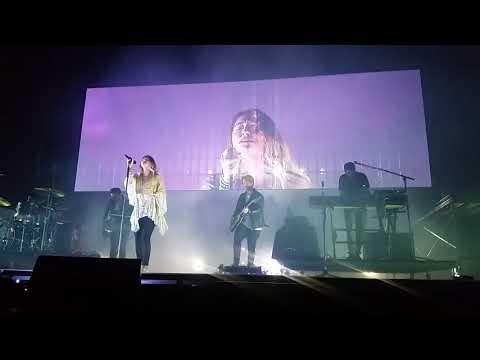 """""""Peace Be Still"""" Lauren Daigle Outcry tour"""