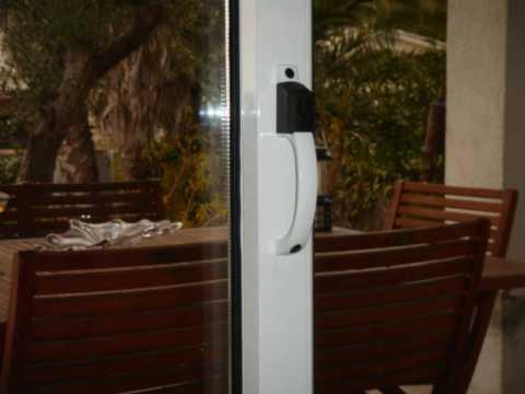 Como montar un cierre de seguridad para ventana corredera - Cambiar ventanas precio ...