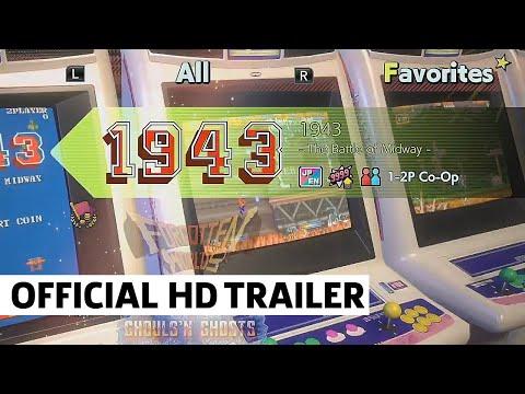Capcom Arcade Stadium | Nintendo Direct