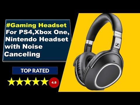 Best Budget Headsets For Gaming - Sennheiser Pxc 550