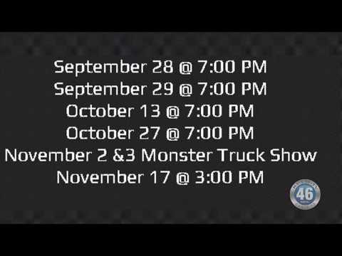 09/18/2018   Pahrump Valley Speedway   Car Fire