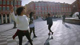 Pharrell Williams - HAPPY (WE ARE FROM NICE)