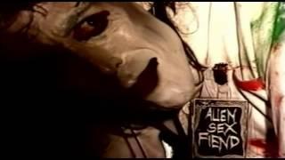 ALIEN SEX FIEND - R.I.P. [Official Video] HQ