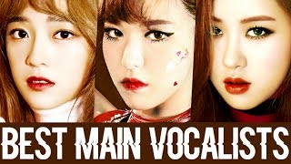 9 best main vocalists in kpop girl groups new generation