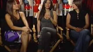 Jaci Velasquez, Sofia Vergara, Roselyn Sanchez Chasing Papi