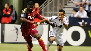 HIGHLIGHTS: Vancouver Whitecaps FC vs Real Salt Lake | September 28, 2013
