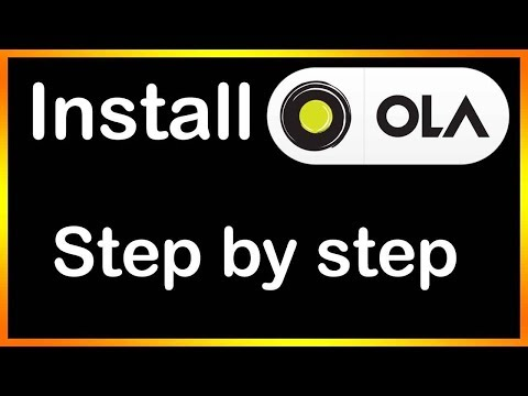 How To Install Ola App In Android Phone