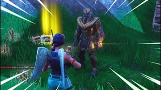 Fortnite: How Infinity War Really Ended