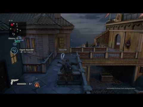 UCCIDIAMO TUTTI Uncharted™4 Online