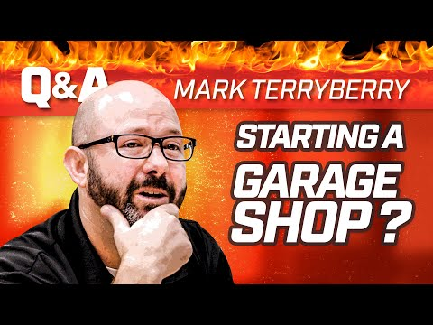 First Machine For A GARAGE SHOP? - Mark Terryberry From Haas - Pierson Workholding Q&A