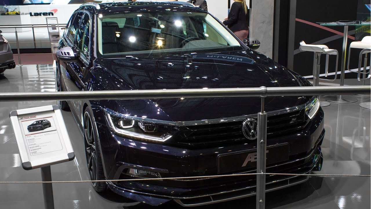 abt passat variant b8 geneva motor show 2015 hq youtube. Black Bedroom Furniture Sets. Home Design Ideas