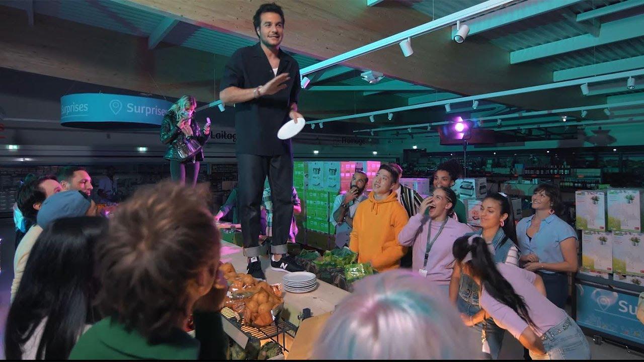 Amir - La fête (Making-of)