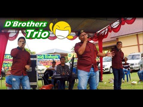 Mantan Adalah? 😜 - Datangnya Aku Ke Pestamu (Lagu Batak Terpopuler) | D'Brothers Trio Live Cover