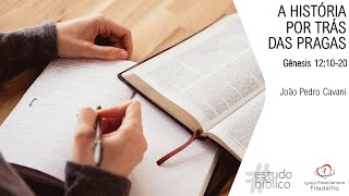 A HISTÓRIA POR TRÁS DAS PRAGAS - Gênesis 12:10-20 | João Pedro Cavani