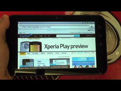 Dell Streak 7 Review by The Digital Digest: Part 2