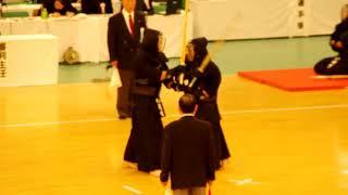 65th All Japan Kendo Championship 14   Round 1, Uchimura vs Okada