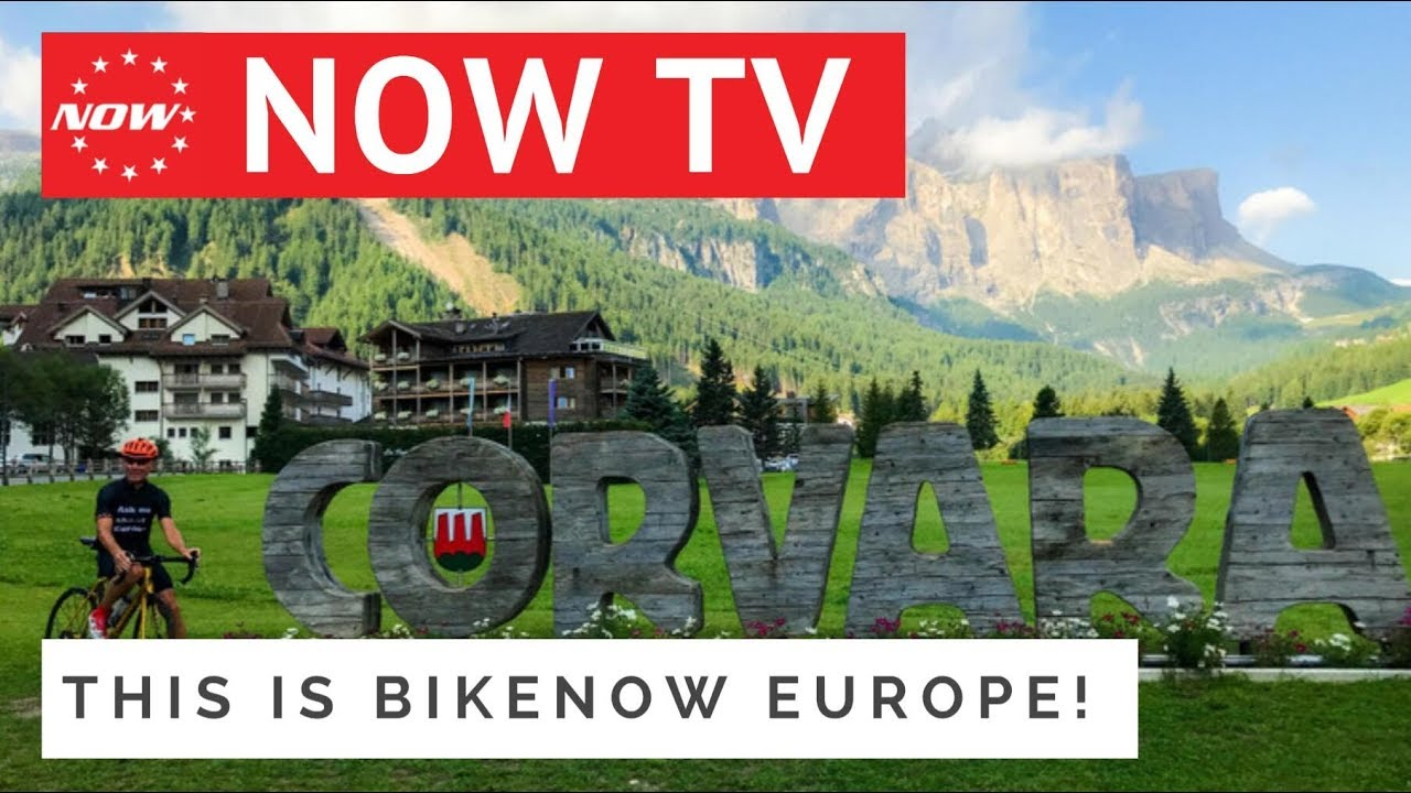 This is bikeNOW Europe!
