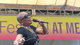 Dee Dee Bridgewater, Afro Blue, Brooklyn, NY 8-4-16