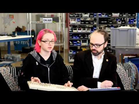 Pseudorandom 04: Mechanical Keyboards