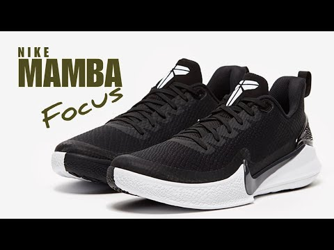 38f62358a1a679  NIKE  Kobe  Mamba Focus 2019 UNBOXING + CLOSER LOOK  mambaday  focus  shoe   style  mambamentality