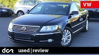 Buying a used VW Phaeton - 2002-2016, Buying advice with Common Issues