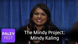 mindy kaling on ellen