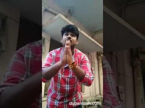 Dubsmash Of  Jr NTR | From Rakhi Movie | By Sree Harsha | Telugu Dubsmash