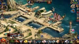 Спарта: война империй. Грабим свыше 50 000 ресурсов