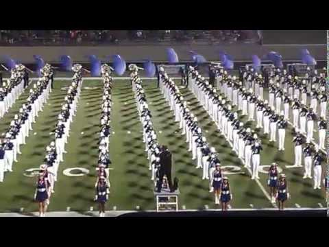 Largest Marching Band in America Allen Eagle Escadrille | Traditional Show | Homecoming 2014