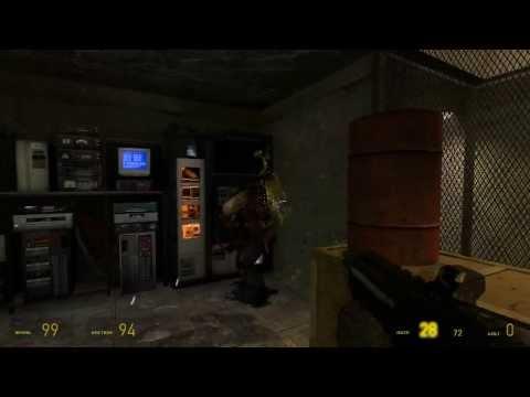Прохождение Half-Life 2 Episode 2 Offshore Глава 4