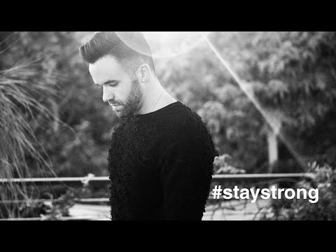 "Brian Justin Crum ""Skyscraper"" Anti-Bullying VIDEO"
