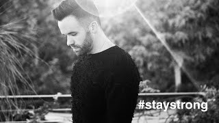 "Brian Justin Crum ""Skyscraper"" Anti-Bullying VIDEO"