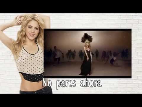 Shakira La La La de Brasil 2014 Versión Español-Shakira - La La La (Brazil 2014) ft. Carlinhos Brown