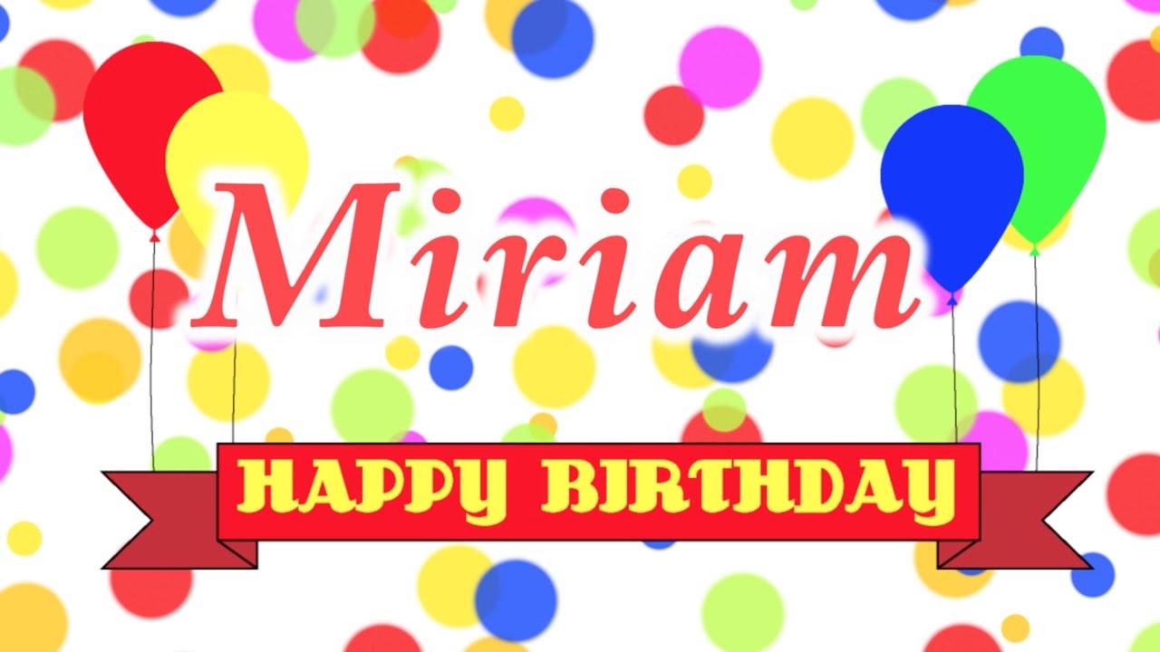 С днем рождения марьям картинки с поздравлениями, открытки днем