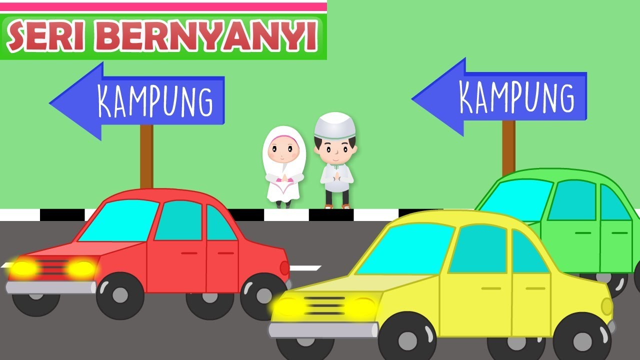 Selamat Lebaran - Tasya (Cover) Animasi Jamal Laeli