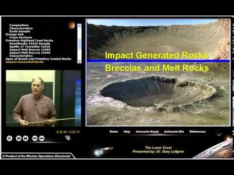 Moon 101. 05. The Lunar Crust