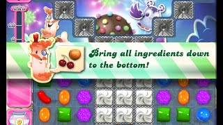 Candy Crush Saga Level 1405 walkthrough (no boosters)