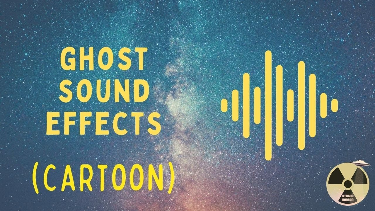 Horror Sound Effect - Ghost Sounds