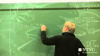 25-Partielle differensialligninger, del2