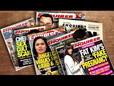 National Enquirer Feud: New Accusations