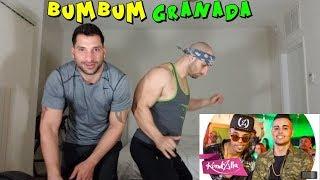 MCs Zaac Jerry Bumbum Granada KondZilla REACTION