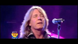 Скачать Status Quo The Party Ain T Over Yet LK GMTV 13 09 2005