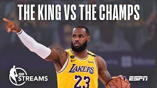 Hoop Streams: <b>Lakers</b>-Raptors preview