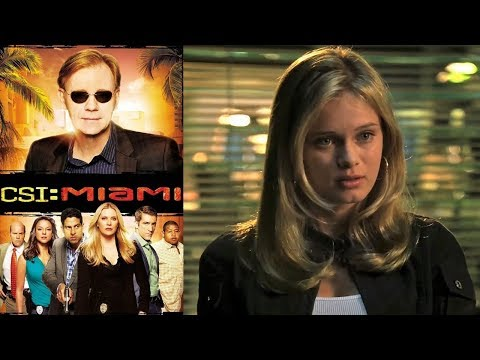 Series «CSI: Miami» (Season 2, Episode 4) Death Grip (October 13, 2003)