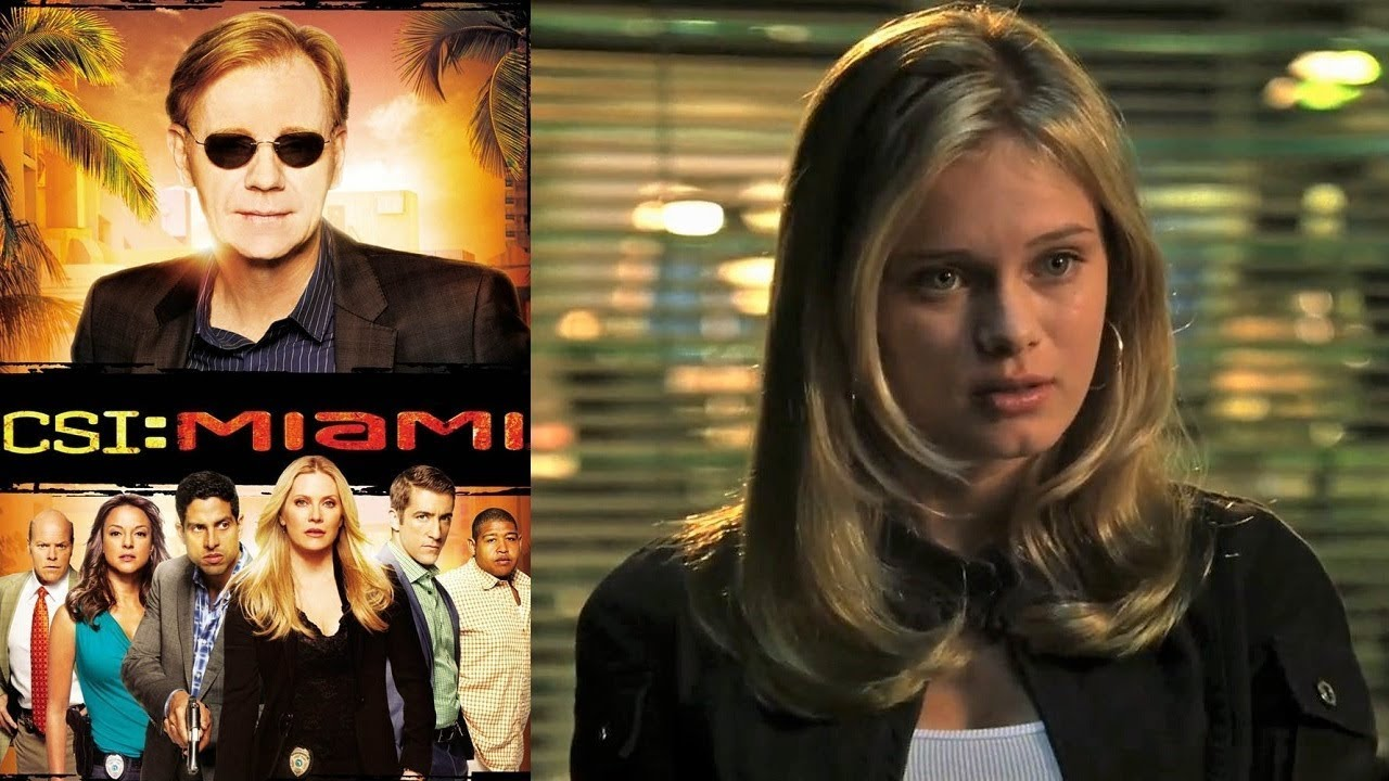 Download Series «CSI: Miami» (Season 2, Episode 4) Death Grip (October 13, 2003)
